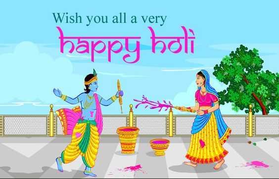 Happy Holi Radha Krishna Wallpaper HD Quality Download - Happy Holi Radha Krishna Wallpaper HD Quality Download