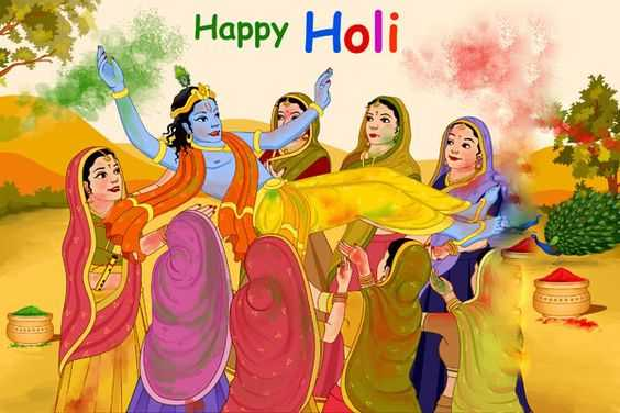 Happy Holi Wishes Wallpaper Download for Whatsapp DP - Happy Holi Wishes Wallpaper Download for Whatsapp DP