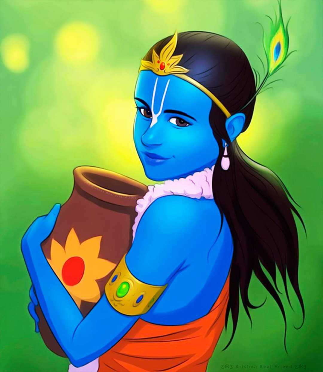 Lord Krishna HD wallpapers and background images - Lord Krishna HD wallpapers and background images