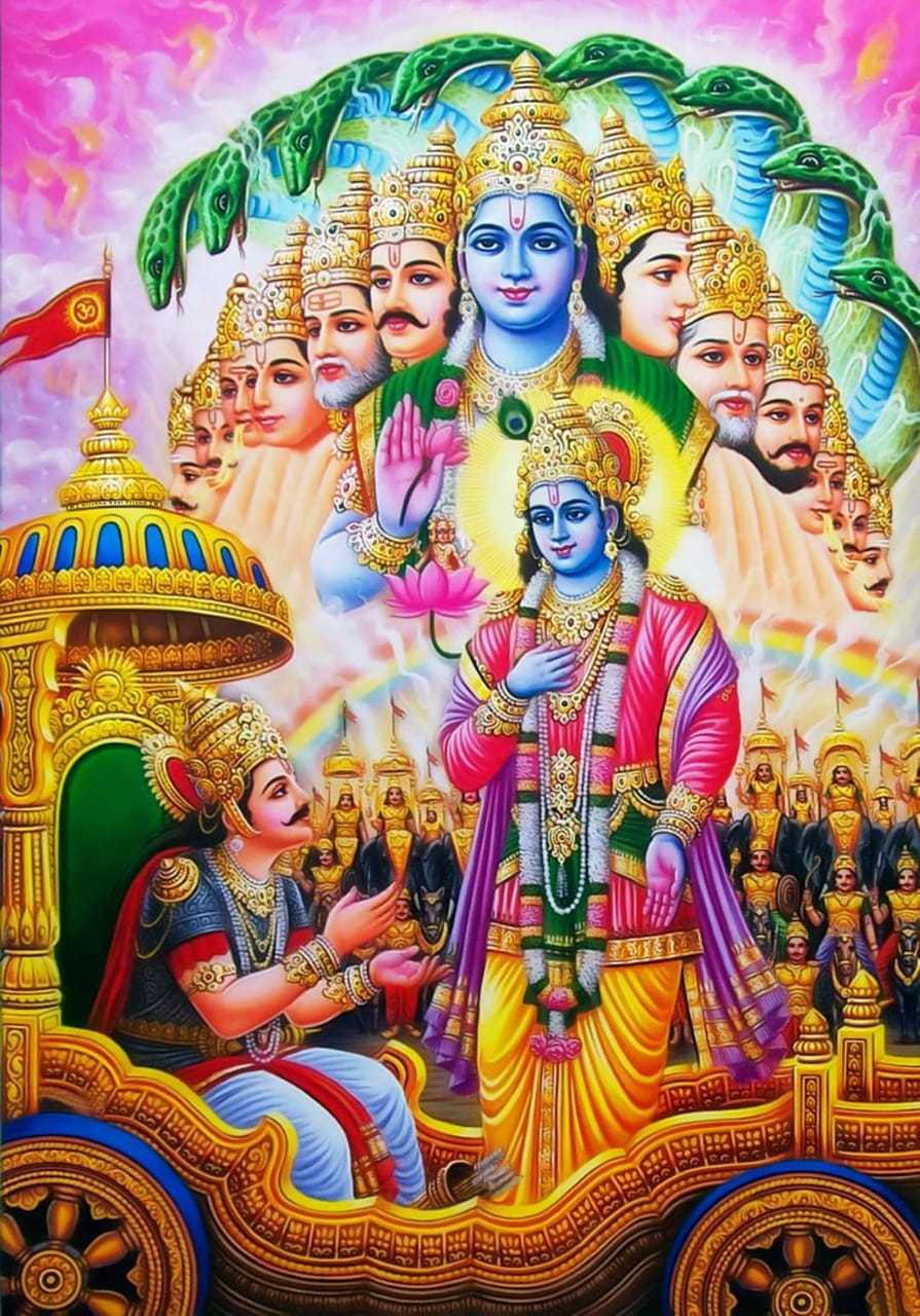 Download Best Mahabharat Krishna Arjun Images HD Spiritual Pictures - Download Best Mahabharat Krishna Arjun Images HD Spiritual Pictures