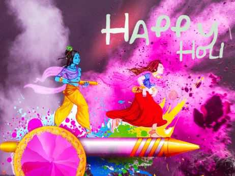 Download the Perfect Holi Wallpaper Photo - Download the Perfect Holi Wallpaper Photo