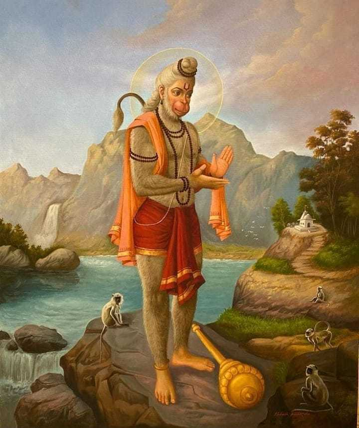 Lord Hanuman Beautiful HD Wallpapers for Android Mobile - Lord Hanuman Beautiful HD Wallpapers for Android Mobile