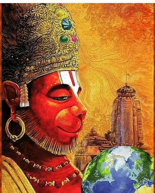 Lord Hanuman HD Wallpapers 1080p for Mobile - Lord Hanuman HD Wallpapers 1080p for Mobile