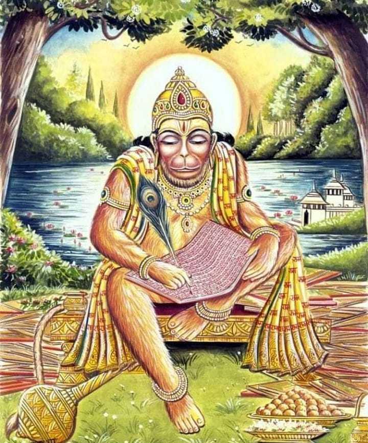 Spiritual God Anjaneya Wallpapers Download for Mobile - Spiritual God Anjaneya Wallpapers Download for Mobile