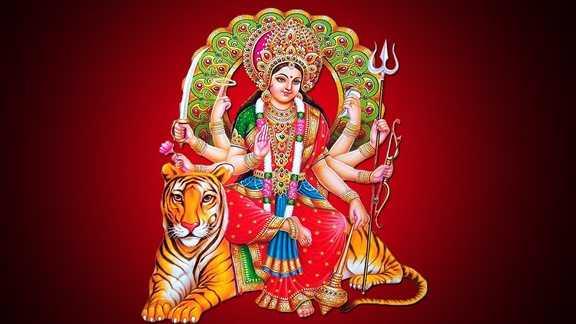 Sherawali Mata Durga Pictures HD Mata Ji Picture - Meri Sherowali Wali Mata Maiya Durga Mata Sherawali Pictures. HD Mata Ji Maiya Ji Bhawani Durga Mata Wallpaper Pictures.
