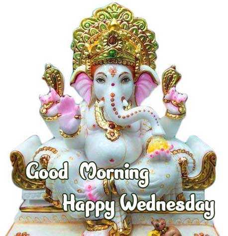 Lord Ganesha Wednesday Good Morning Images - Lord Ganesha Wednesday Good Morning Images