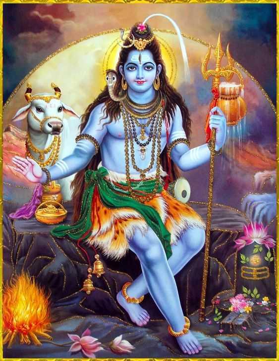 Aadi Shakti Shiva Yogi God Picture - Aadi Shakti Shiva Yogi God Picture