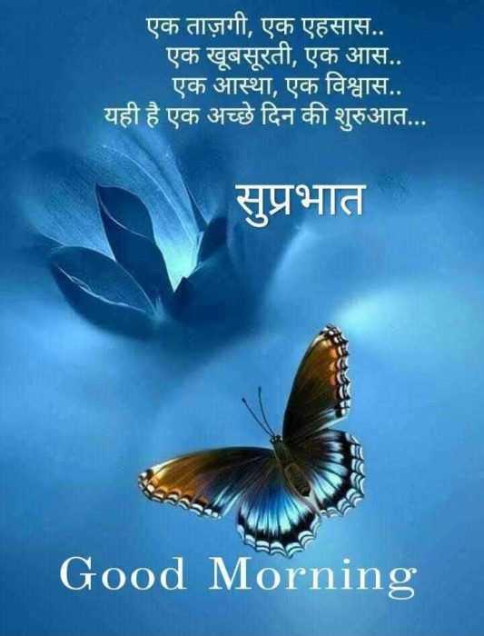 Hindi Good Morning Whatsapp Status - Hindi Good Morning Whatsapp Status