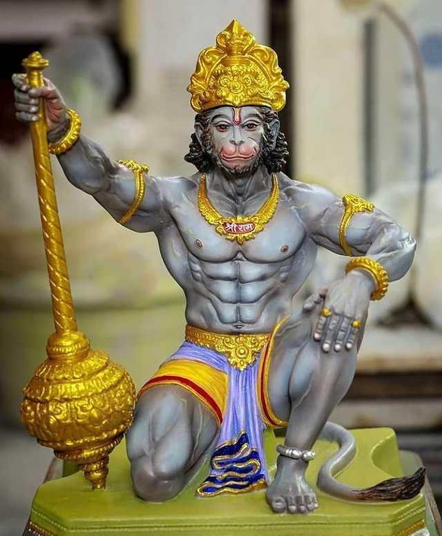 Hanuman Powerful God Images and Wallpapers - Hanuman Powerful God Images and Wallpapers