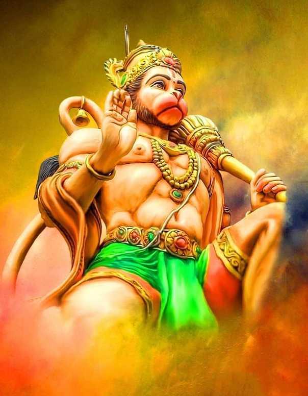 Sankatmochan Hanuman Baba God Wallpapers - Sankatmochan Hanuman Baba God Wallpapers