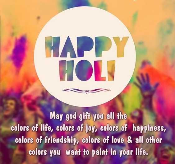 Happy holi english quotes images wallpaper - Happy holi english quotes images wallpaper
