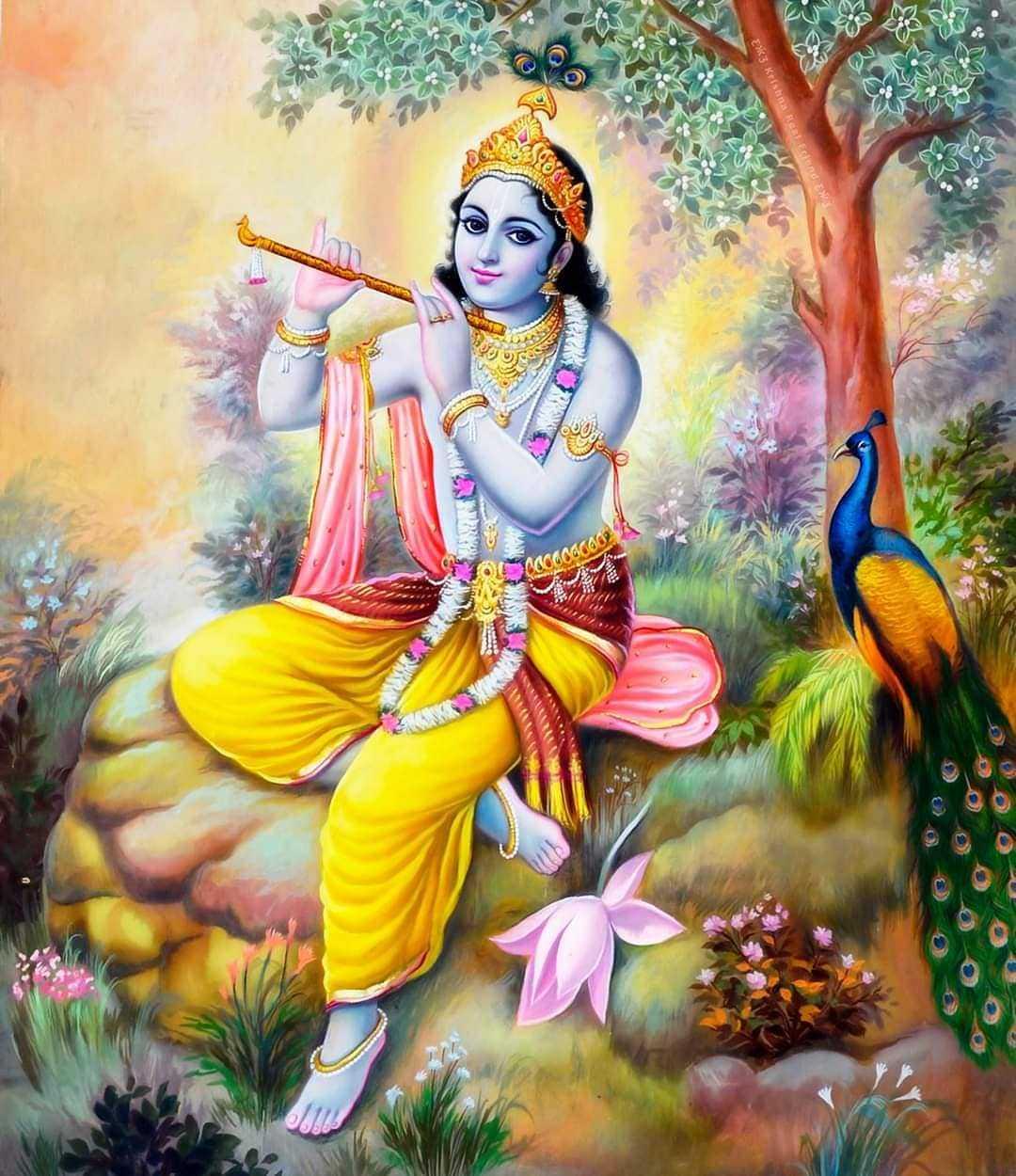 Hindu God Krishna - Krishna Hindu God