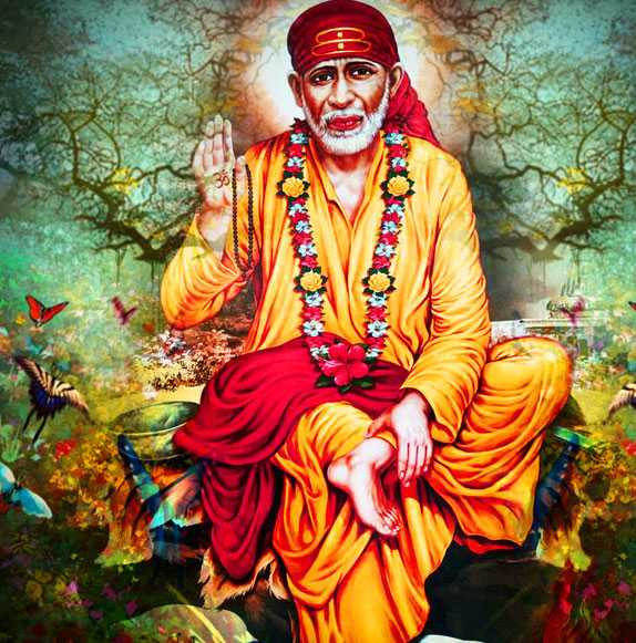 Sai Baba HD Wallpaper Images Photos for Mobile - Sai Baba HD Wallpaper Images Photos for Mobile