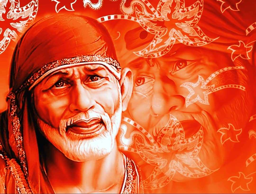 Shirdi ke Sai Baba Ka Wallpaper - God Shridi Sai Baba Hd Wallpapers Gallery. Download Saibaba Wallpapers For Mobile. Shirdi Sai Baba 3D Background HD Wallpaper, Images for Mobile.