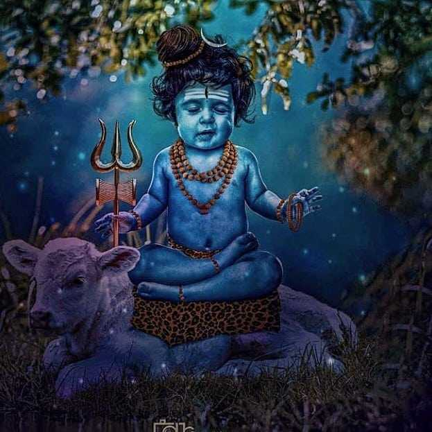 Lord Shiva Cute Wallpaper with Cow - Download free Wallpapers of lord shiva in high resolution and high quality. Lord shiva hd wallpapers free download for PC