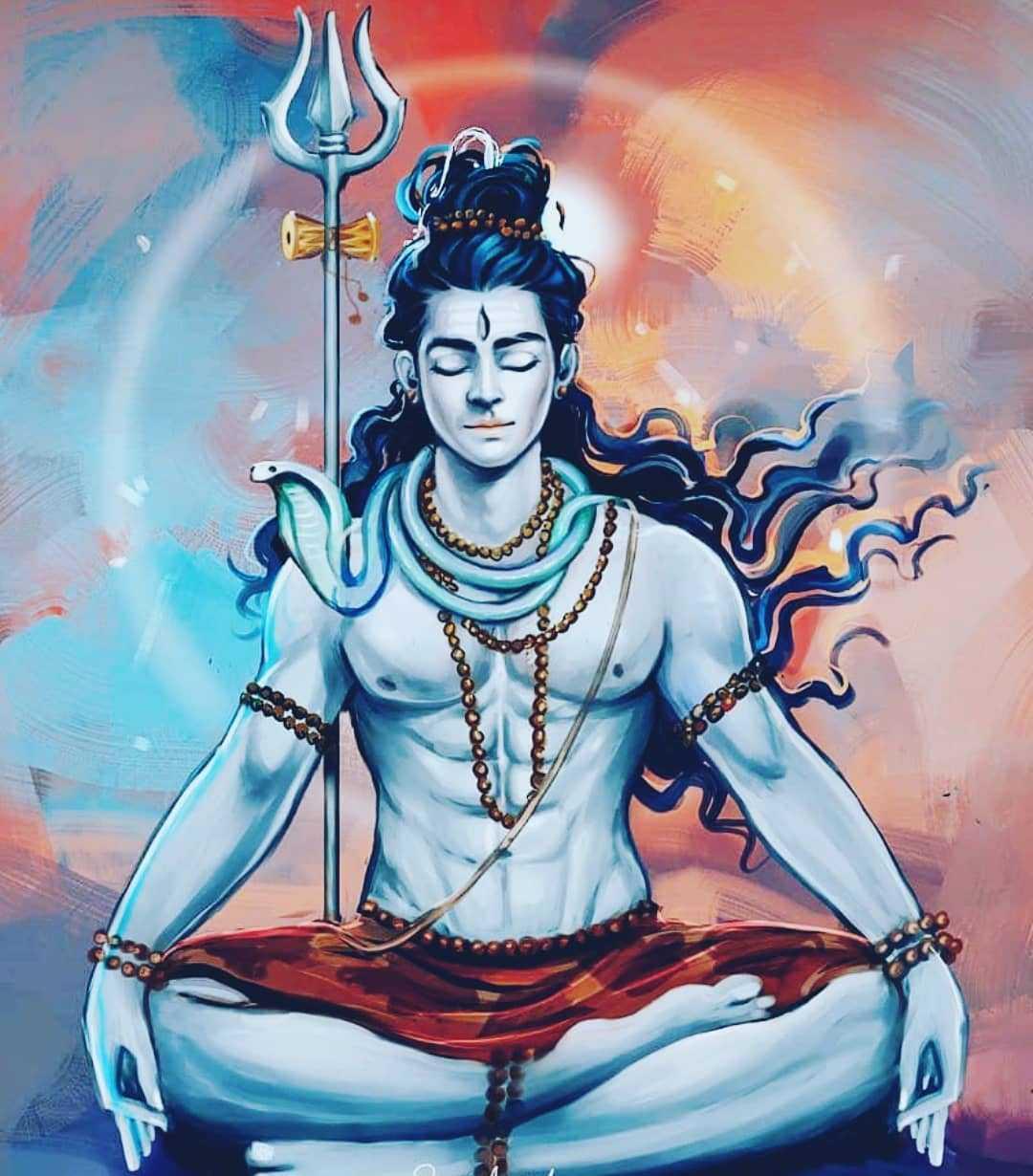 Wallpaper Of Lord Shiva For Mobile - Wallpaper Of Lord Shiva For Mobile