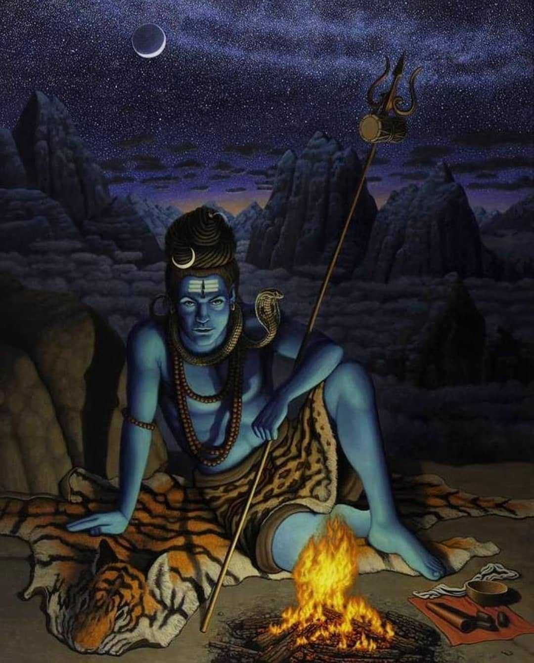 Horror Mahakal HD Wallpaper 1080p Download - We are share best mahakal god whatsapp dp images wallpaper. Download best jai mahakal damru wale ki hd quality images new.