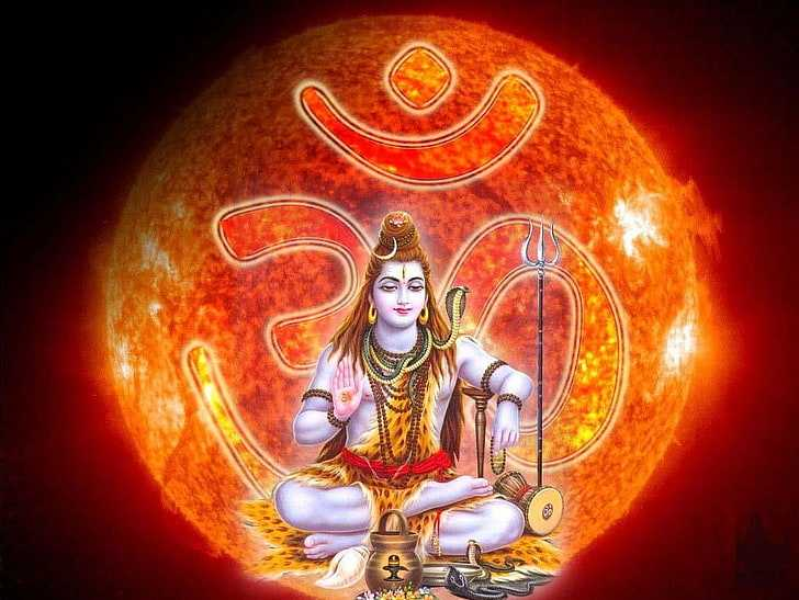 Shiv Bhagwan HD Wallpaper of God Shiva - Hindu Bhagwan Ji Wallpaper, Shiva Shankar Bhagwan Wallpaper, God Shiva, Shiv Ji, Shankar Shiva