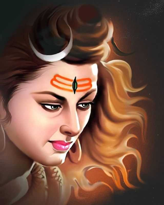 God Shiva HD Mobile Wallpaper - God Shiva HD Mobile Wallpaper