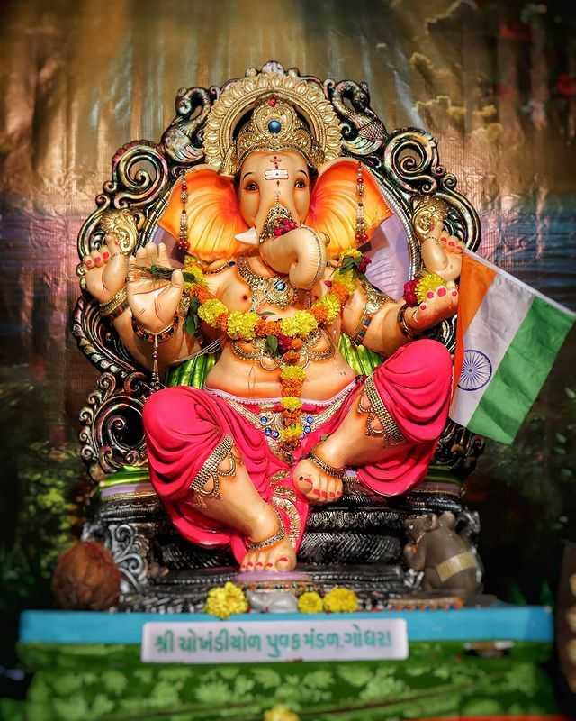Vighnharta Ganpati Baapa Ganesh Ji Maharaj - Vighnharta Ganpati Baapa Ganesh Ji Maharaj
