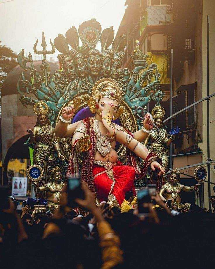 Great Lord Ganesha Images, Lord Ganesha Worship Images HD - Lord Ganesha Images, The God of Removing all the obstacles. First worshipped   God Bhagwan Ganesha Wallpapers. The leader of the Ganas Ganesha Ji HD pictures free download.