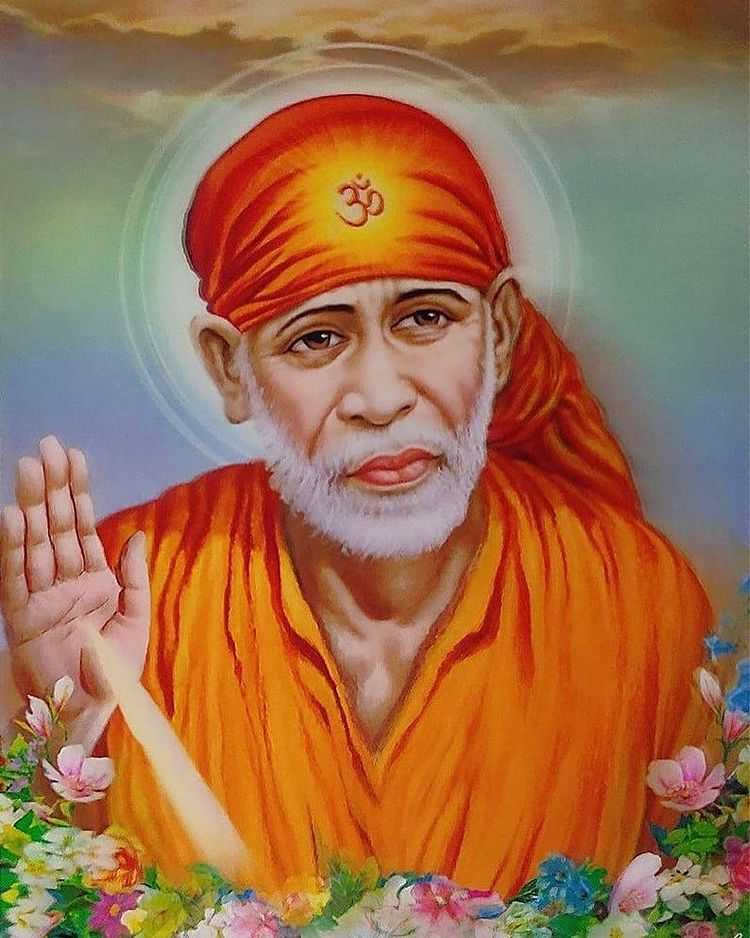 Lord Sai Baba Instagram Pictures for Status - Lord Sai Baba Instagram Pictures for Status