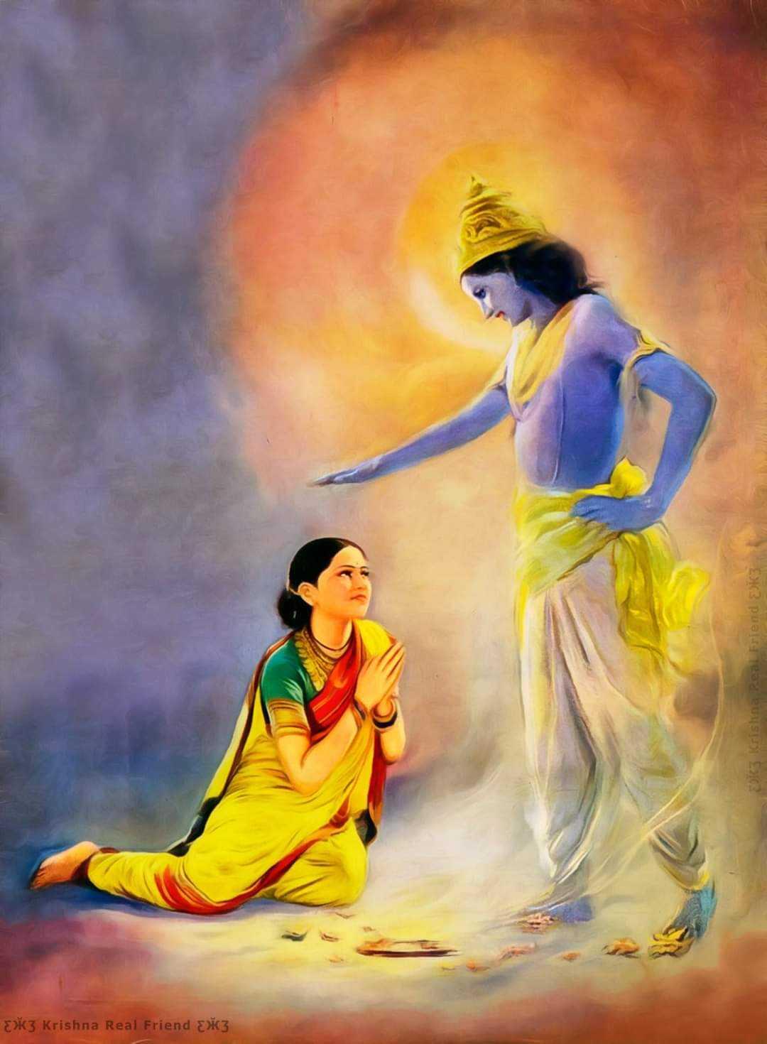 Radha Krishna love story is eternal and sublime - Radha Krishna love story is eternal and sublime