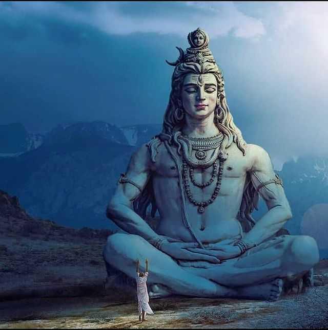 Mahakal Huge Statue Picture Hd Shiva Darshan - Mahakal Huge Statue Picture Hd Shiva Darshan
