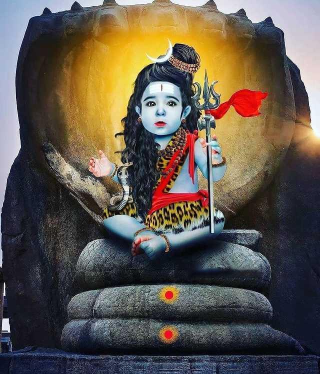Shiva Mahakal Childhood Picture - Shiva Mahakal Childhood Picture