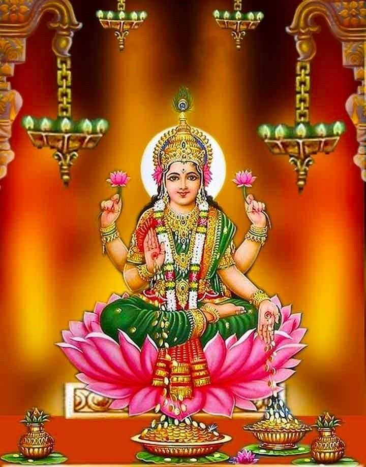 Goddess Lakshmi Hd Wallpapers For Desktop - Goddess Lakshmi Hd Wallpapers For Desktop