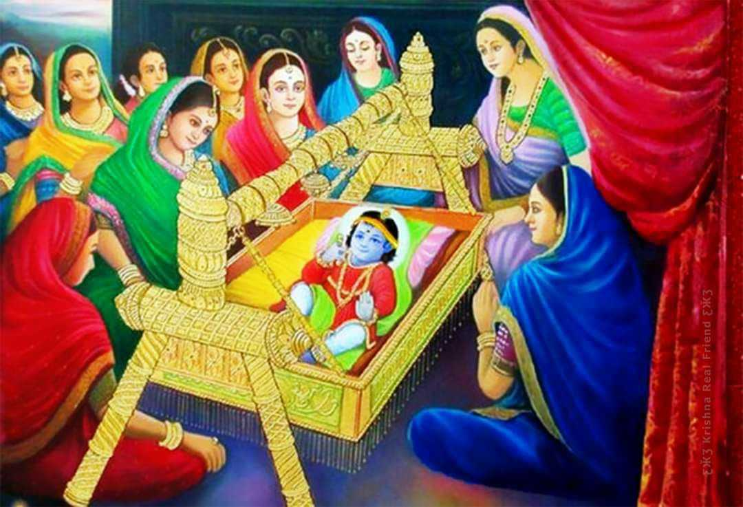 Lord Krishna Birthday Janmashtami Images - Lord Krishna Birthday Janmashtami Images